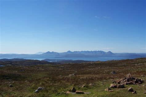 skye  bealach na ba viewpoint  charlie campbell