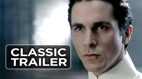 Equilibrium Official Trailer Christian Bale