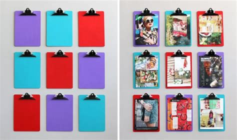 everything you need to personalize your kitchen and 11 diy clipboard ideas to help organize your