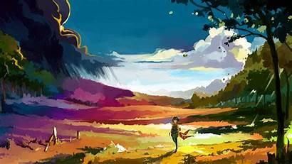 Painting Desktop Oil