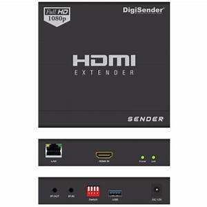 DigiSender HDMI Net Injector
