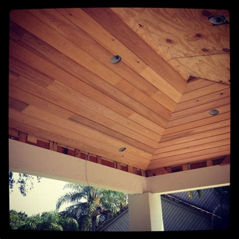 tg vaulted hip ceiling carpentry picture post