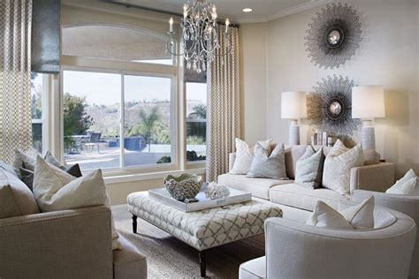 Large Living Room Ottoman by 50 Beautiful Living Rooms With Ottoman Coffee Tables