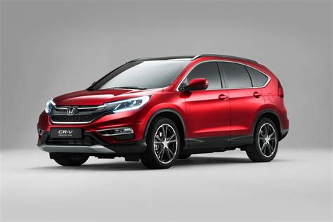 Maybe you would like to learn more about one of these? 2015 Honda CR-V face-lift - prices, specs and on-sale date ...