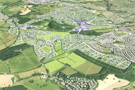 revealed 7 000 home garden city project planned on 900