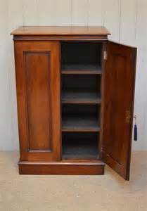 slim cabinet with door slim two door mahogany cabinet antiques atlas