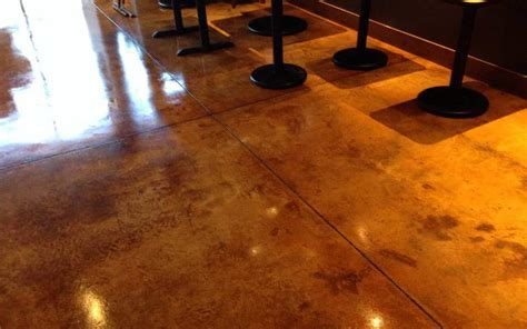 The Loop Pizza & Grill Jacksonville Floor Epoxy Coatings