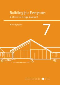 Building for Everyone Centre for Excellence in Universal