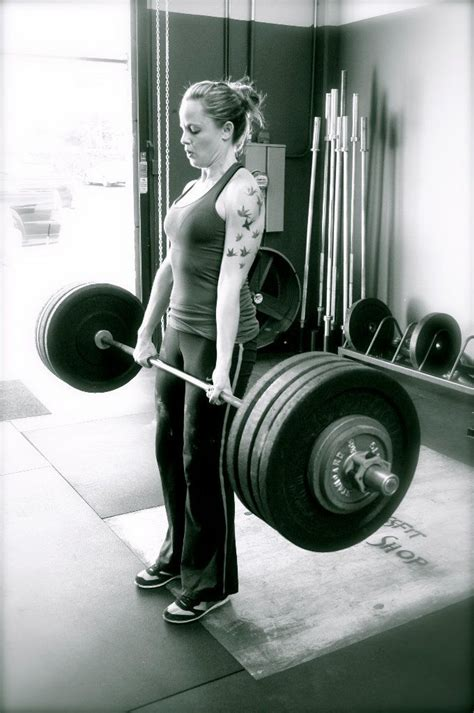 Squat, Deadlift And Bench Press Guidelines For Women… S