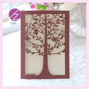 2016 greeting invitation cards party deceration supplies With handmade wedding invitations materials