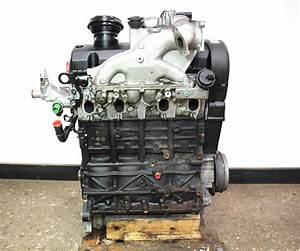 Engine Motor Long Block 04