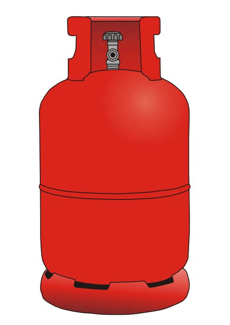 Gas Clipart Free Clipart Gas Bottle 12 Kg Revue Gugu