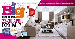 What to do this weekend 21 april 23 april home for Home furniture fair 17