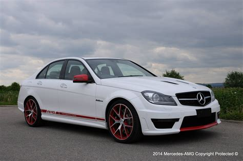 Mercedes Benz C63 AMG modified by Mercedes AMG Performance ? MOTORHERALD