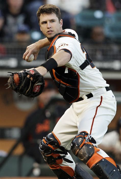 san francisco giants catcher buster posey voted national