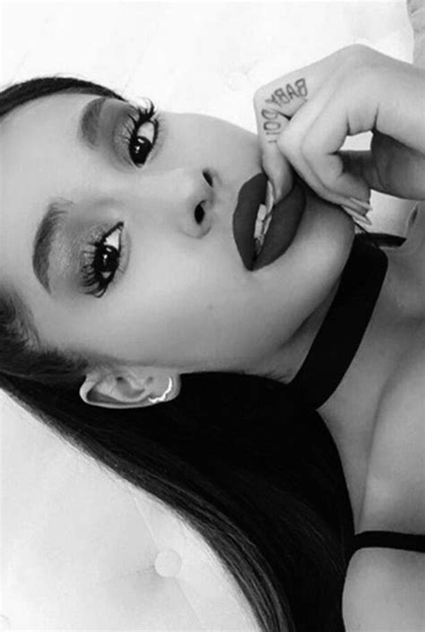 Definitive guide to Ariana Grande's more than 30 tattoos - and what they mean - Mirror Online