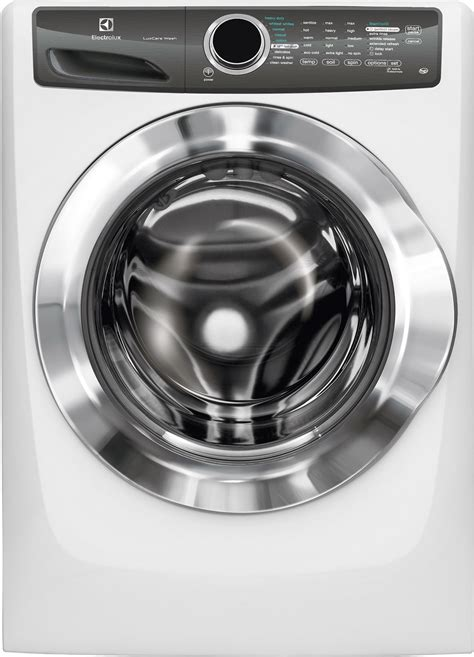 Electrolux White Front Load Steam Washer EFLS517SIW