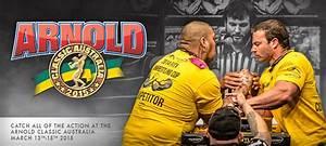 Arnold Classic Armwrestling Cup Australia