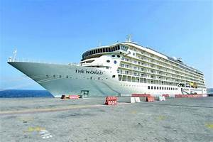 World's largest cruise ship docks in Doha - Welcome Qatar
