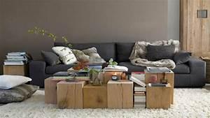 14 idees couleur taupe pour deco chambre et salon With couleur tendance deco salon 5 cuisine photo 12 cuisine elegante avec touche de gris