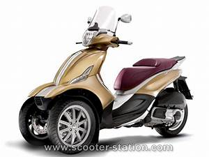 Permis Scooter 500 : 3 wheels l 39 actu de la generation hybride 3 et 4 roues ~ Medecine-chirurgie-esthetiques.com Avis de Voitures