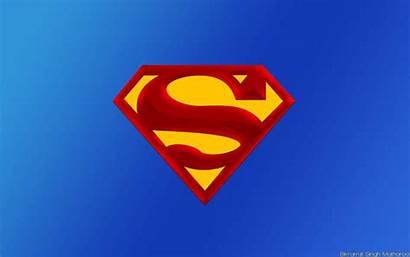 Superman Background Symbol Wallpapers Backgrounds Emblem Res