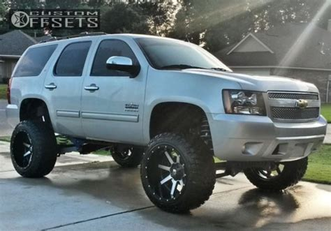 chevrolet tahoe lifted
