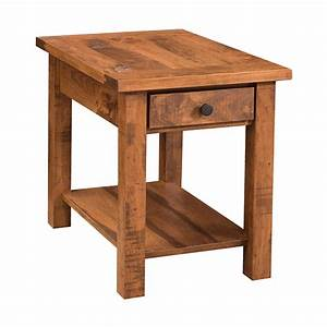 farmhouse end table lfcofh2352c2 With barnfurnituremart
