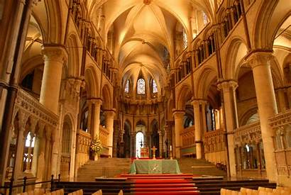 Church Cathedral Canterbury England Archbishop Building Murdered
