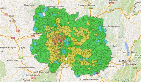 """""""Quelle ville autour de Lyon est faite pour vous?"""" : ce ..."""