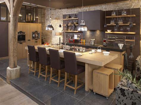l énergie à la cuisine cuisine ilot centrale cuisine ilot central original u2013