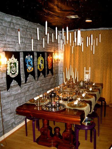 harry potter table l top harry potter home decor on harry potter hogwarts party