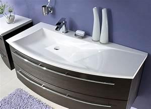 Waschbecken Mit Ablage : waschtisch mit ablage und unterschrank mv67 hitoiro ~ Lizthompson.info Haus und Dekorationen