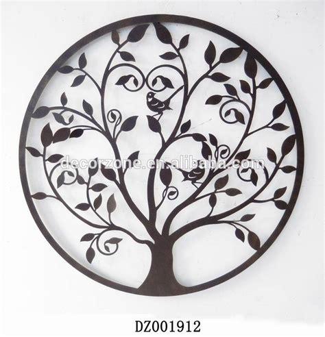 décoratif forgé fer mur décor avec stickers muraux arbre généalogique conception autres décors