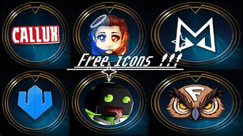How To Get New Free Icons In League Of Legends Youtube