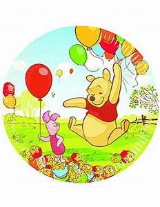 Winnie Pooh Tisch : 10 flache teller winnie the pooh partydeko und g nstige faschingskost me vegaoo ~ Pilothousefishingboats.com Haus und Dekorationen