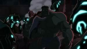 Image - Hulk Betty Surrounded UA.jpg | Marvel Animated ...
