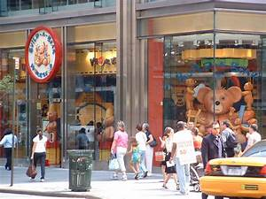 Build-A-Bear Workshop Location: 565 Fifth Ave at 46th St