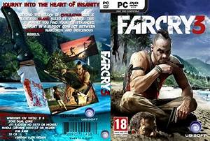 Far Cry 3 PC Box Art Cover by Oxygen