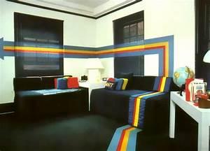 3970s 3980s interior design kids39 rooms mirror80 With 80s interior decor
