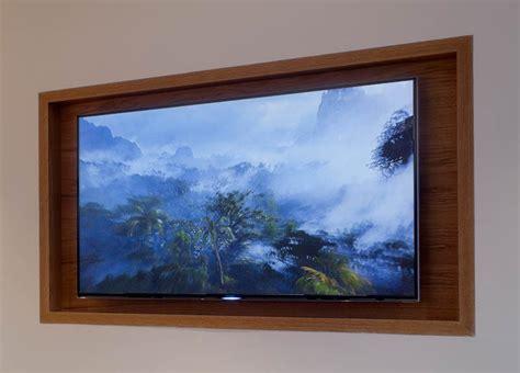 design tip recess  tv   fireplace contemporist