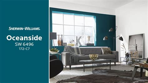 january 2018 color of the month oceanside sw 6496
