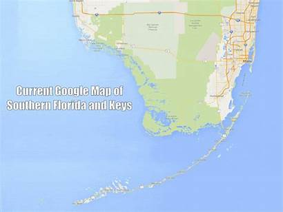 Florida Everglades Sea Level Rise Animation Optics4birding