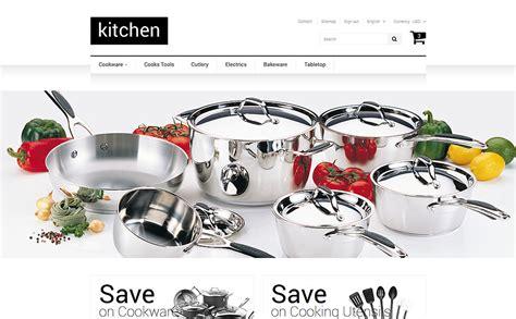 magasin d article de cuisine thème prestashop adaptatif 52161 pour magasin d 39 articles