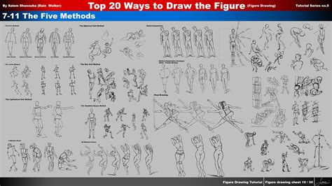 Top 20 Ways To Draw The Figure (ch7,8,9,10,11) By