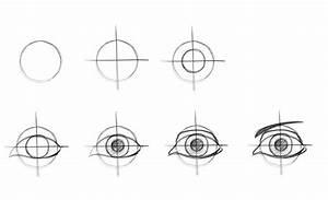 Dessin Facile Yeux : faire un bon dessin d yeux ce n est pas ce que vous croyez ~ Melissatoandfro.com Idées de Décoration