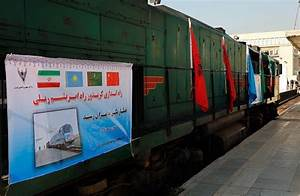 The Silk Road's revival: the first freight train ...