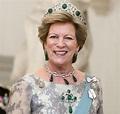 Queen Anne Marie Celebrates Her 70th Birthday ...