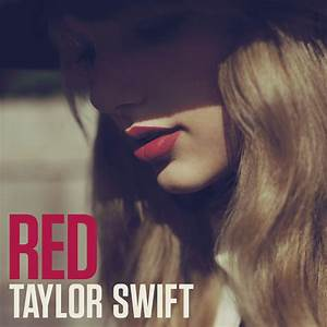 Taylor Swift's 4th Album Entitled RED Set To Release ...