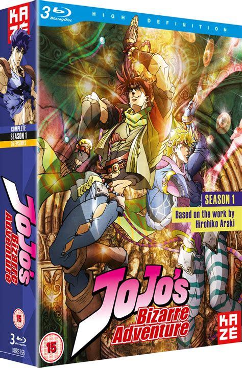Jojos Adventure 2012 Anime Review Jojo S Adventure Season 1 Review Anime Uk News